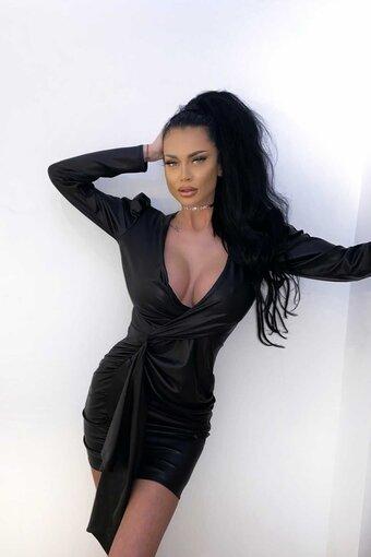 Rochie dama FIND ME IN BLACK din colectia Foggi Joyride