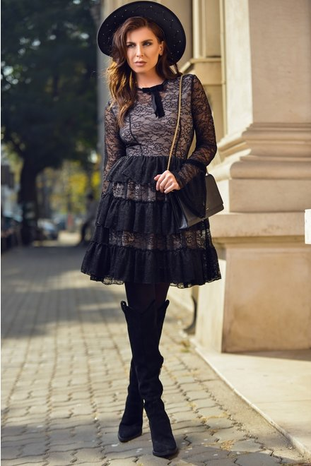 Rochie dama MY KIND OF PARTY din colectia Foggi November Street
