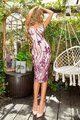 Rochie dama THE PINK PARTY din colectia Foggi MIracle