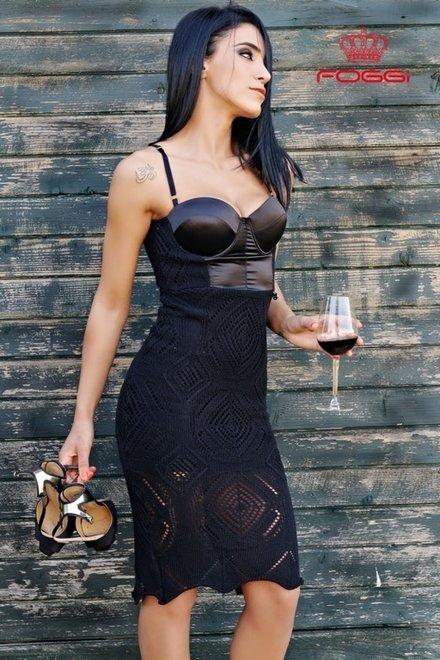 ROCHIE LIKE A BLACK STAR DRESS
